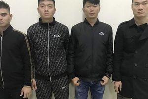 Từ TP HCM ra Hà Nội bắt cóc con nợ, dọa 'cắt ngón tay, lưỡi, lấy tim' ép trả 1 tỉ đồng
