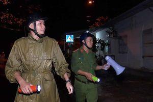 Sẵn sàng phương tiện, nhân lực hỗ trợ nhân dân chống bão số 8