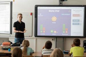 Hiệu quả từ Dự án trường học kỹ thuật số ở Croatia