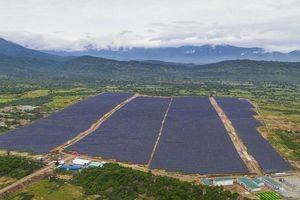 Ninh Thuận: Thêm một dự án điện mặt trời đi vào hoạt động