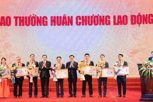 Dấu ấn Lễ tôn vinh doanh nhân, doanh nghiệp Thăng Long 2020