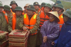 Hà Tĩnh phân bổ 11 tỷ đồng hỗ trợ người dân vùng lũ