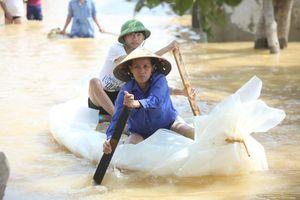 Sau mưa lũ, nguy cơ hàng loạt dịch bệnh truyền nhiễm bùng phát
