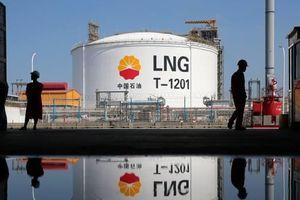 Trung Quốc giảm nhập dầu, tăng khí đốt