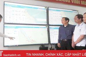 Hà Tĩnh sắp đưa phần mềm quản lý dữ liệu 323 hồ chứa vào hoạt động