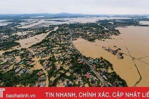 Tạm cấp 500 tỷ đồng hỗ trợ khẩn cấp cho Hà Tĩnh và 4 tỉnh miền Trung