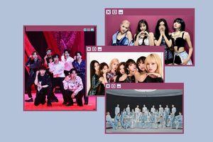 BXH thương hiệu nhóm nhạc KPop tháng 10/2020: BlackPink đọ sức với BTS đến cùng, hạng 3 gây bất ngờ với mức điểm tăng vọt
