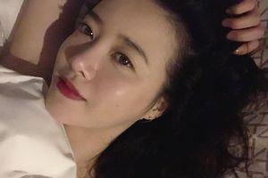Goo Hye Sun đăng ảnh giường chiếu, Knet chỉ trích là đang 'gợi tình'