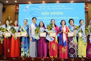 Các Chi hội trưởng là những người 'truyền lửa' tới hội viên phụ nữ ở cơ sở