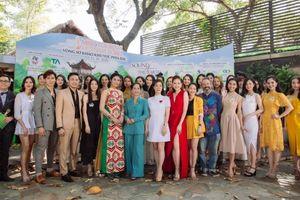Hoa hậu Khánh Ngân và Ngọc Hân cùng làm ban giám khảo Miss Tourism Vietnam 2020