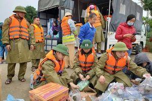 Tăng cường giám sát, tiếp tục huy động cứu trợ nhân đạo