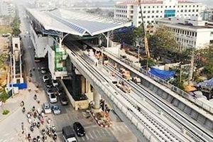 Khảo sát của JICA: Đường sắt đô thị giúp giảm phát thải CO2