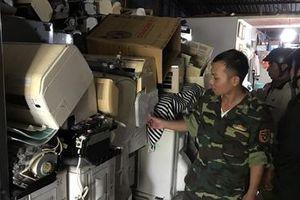 Hiệu quả công tác phối hợp chống buôn lậu trên tuyến biên giới Tây Nam