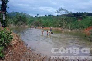 Vụ thủy điện tự ý tích nước gây họa cho dân: Phải bồi thường thỏa đáng