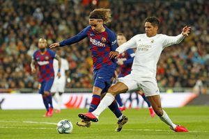 Trực tiếp bóng đá Barca vs Real vòng 7 La Liga