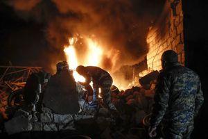 Pháo vẫn nổ ở Nagorno-Karabakh bất chấp nỗ lực hòa giải của Mỹ
