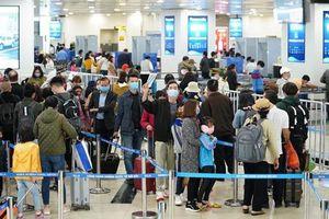 Bộ Giao thông Vận tải yêu cầu hành khách phải đeo khẩu trang
