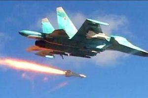 Chiến đấu cơ Nga truy đuổi IS trên khắp miền Trung Syria