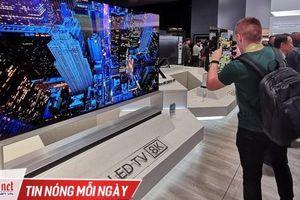 Có nên mua smart TV độ phân giải 8K lúc này?