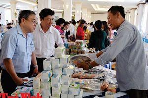 Trà Vinh: Ưu tiên sử dụng hàng Việt