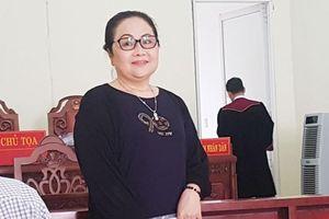 Nữ giám đốc bị cáo buộc lừa 35 tỉ đồng