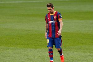 Barca đối diện nhiều vấn đề