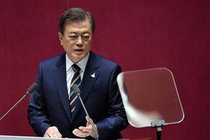 Tổng thống Hàn Quốc gửi thư chia buồn gia đình cố chủ tịch Samsung