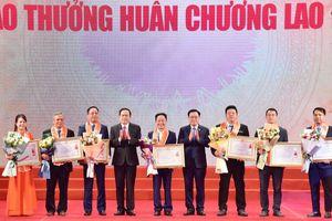 Vinh danh doanh nhân, doanh nghiệp Thăng Long năm 2020