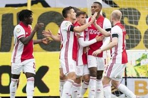 Chuyện lạ bóng đá: Ajax Amsterdam đè bẹp đối thủ 13-0