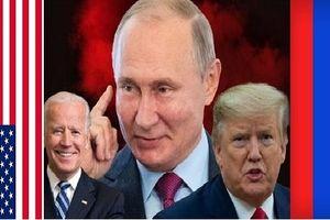 Ông Trump dùng chính 'đòn Nga' của ông Biden để trả đòn