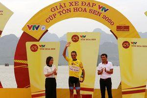 Khai mạc chặng 2 Giải Xe đạp VTV - Cúp Tôn Hoa Sen tại Hà Nam