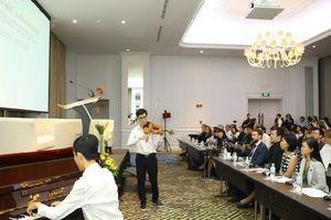 Ra mắt Viện Giáo dục Nghệ thuật Việt Nam