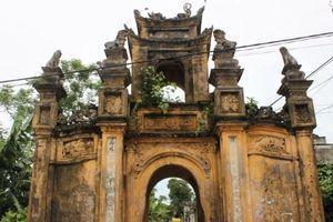 Hồn xưa làng cổ bên dòng Nhuệ Giang