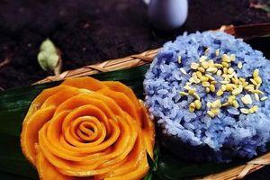 Rộ món ăn từ hoa đậu biếc, đẹp từ hình thức tới bổ dưỡng bên trong
