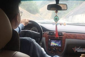 Lần đầu lái xe: Pha 'tẽn tò' khi lái ô tô về quê vợ sắp cưới