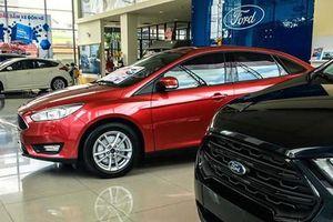 Sau 9 tháng, đại lý ủy quyền chính thức Ford Việt Nam mới đạt 4% chỉ tiêu lợi nhuận