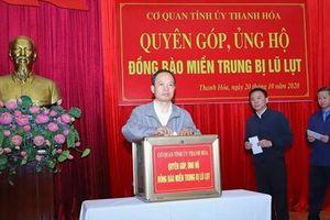 Thanh Hóa cắt giảm quy mô tổ chức các hoạt động chào mừng Đại hội Đảng bộ lần thứ XIX