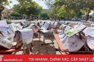 100% trường học ở Hà Tĩnh sẽ đảm bảo an toàn đón học sinh vào đầu tuần tới