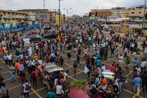 Liên minh châu Phi kêu gọi giảm căng thẳng do biểu tình tại Nigeria