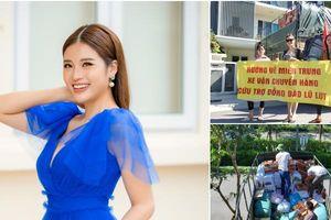 Phan Hoàng Thu: 'Người bị thần kinh mới nói làm từ thiện là bao đồng'