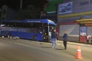Sơn La: Va chạm giữa xe khách và xe máy, 1 người tử vong