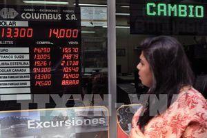 Argentina sẽ duy trì tốc độ phá giá đồng tiền chậm