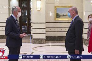 Pháp triệu hồi đại sứ tại Thổ Nhĩ Kỳ