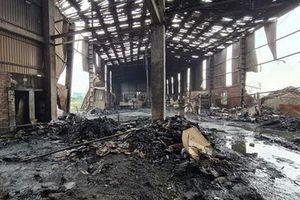 Bắc Ninh: Hai người thương vong trong vụ nổ lò hơi xưởng sản xuất giấy