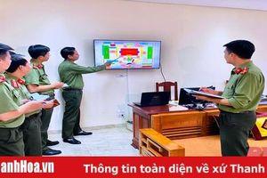 Bảo đảm vững chắc an ninh trật tự ngay từ cơ sở, vì thành công của Đại hội Đảng bộ tỉnh Thanh Hóa lần thứ XIX
