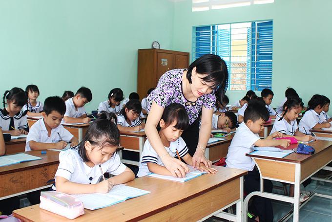 Trường Tiểu học Vạn Giã 1: Điểm sáng của ngành Giáo dục