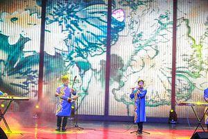 Đoàn Ca múa nhạc Hải Đăng: Thêm giai điệu mới từ nhạc cụ truyền thống