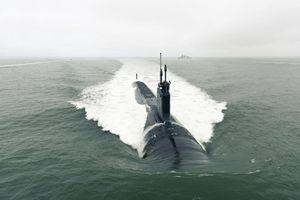 Mỹ lên kế hoạch trang bị tên lửa siêu thanh trên hệ thống tàu ngầm tối tân nhất