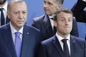 Pháp triệu hồi đại sứ tại Thổ Nhĩ Kỳ sau phát ngôn của ông Erdogan