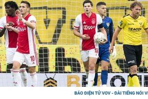 'Hủy diệt' đối thủ ở giải Hà Lan bằng tỷ số không thể tin nổi, Ajax lập kỷ lục châu Âu